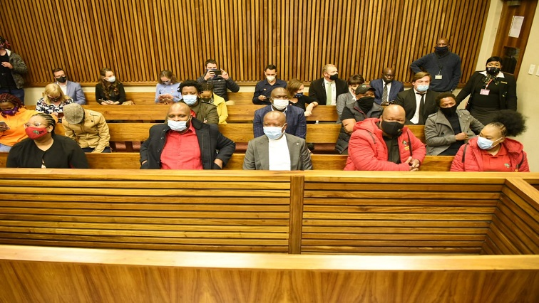 EFF court Twitter @EFF 1 - Assault case against Malema and Ndlozi postponed to March 2021