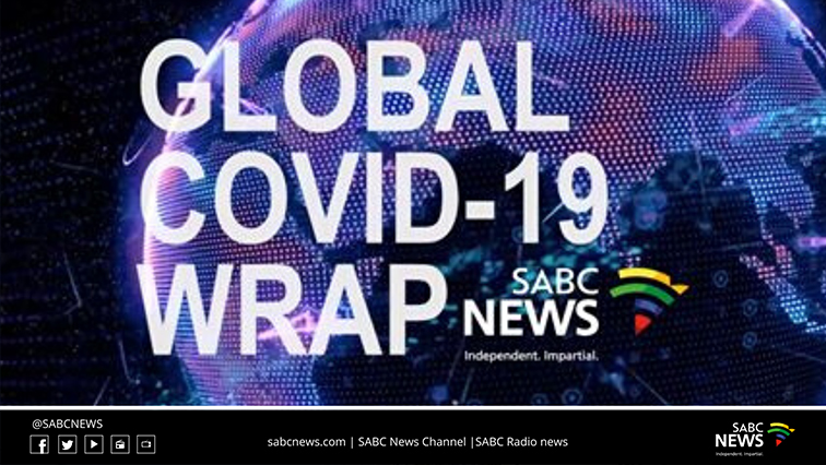 GCW PICTURES 2 - VIDEO: Weekly Global COVID-19 Wrap, 16 October