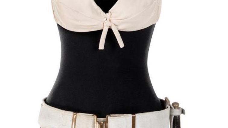 SABC NEWS BIKINI R - Memorable Ursula Andress 'Dr. No' bikini could fetch $500 000 at auction