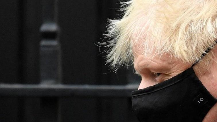 SABC NEWS Boris Johnson R - UK's Johnson says we're not embarrassed to sing 'Rule Britannia'
