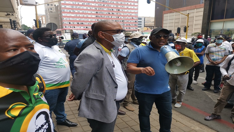 Free State ANC members call for Magashule to face the music and step aside - SABC News - Breaking news, special reports, world, business, sport coverage of all South African current events. Africa's news leader.