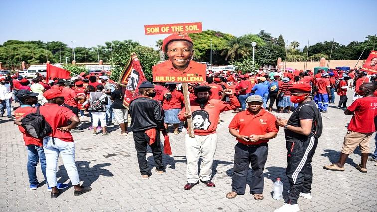 SABC NEWS MALEMA T 1 1 - Victim in Malema, Ndlozi assault case cross-examined