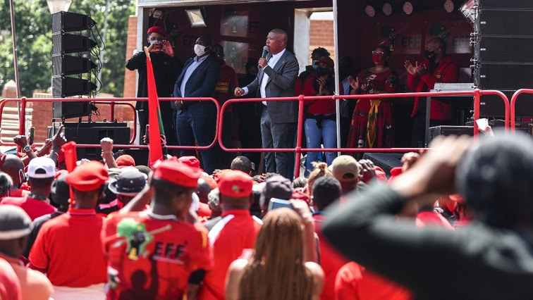SABC NEWS MALEMA T - Malema, Ndlozi trial to be broadcast live when it begins on October 28