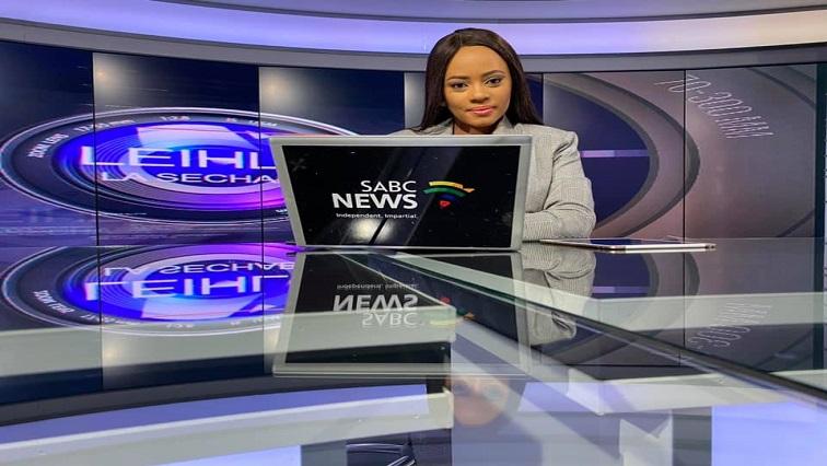 SABC NEWS PALESA F - Former SABC News anchor Palesa Chubisi wants her dismissal to be set aside