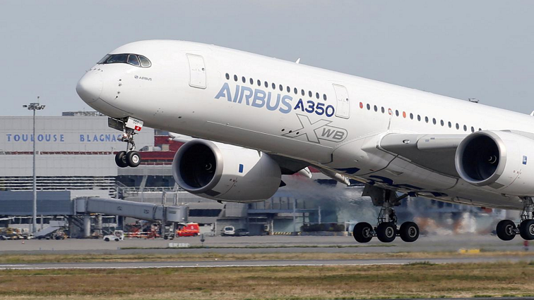 SABC News Airbus R - US offers tariff truce if Airbus repays billions in aid: Sources
