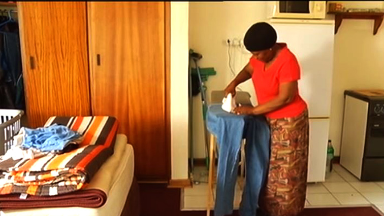 SABC News Domestic Worker - 'Domestic workers often suffer abuse and sexual harassment at the hands of bosses'