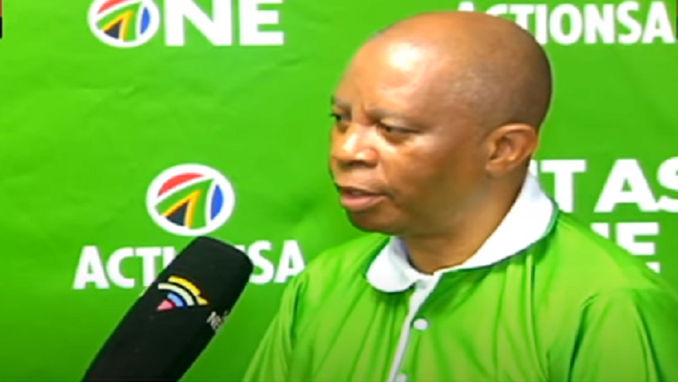 SABC News Herman Mashaba - ActionSA gives IEC 7 days to sort out party registration challenges