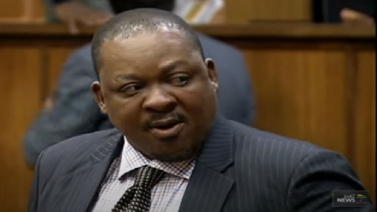 SABC News John Block - Correctional Services rubbishes Malema's claims that John Block is out of jail