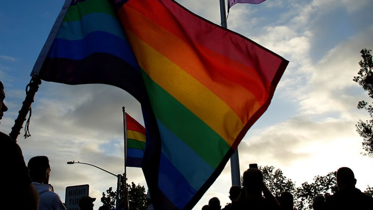 SABC News LGBTIQ flag Reuters jpg - Most U.S. LGBT+ students face homophobic or transphobic abuse