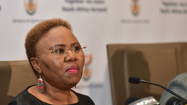 SABC News Lindiwe Zulu GCIS - Lindiwe Zulu unanimously elected as chairperson of the Partners in Population and Development
