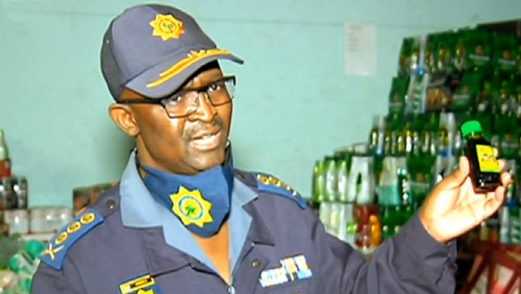 SABC News Liquor2 - Gauteng police to dispose litres of alcohol confiscated during lockdown