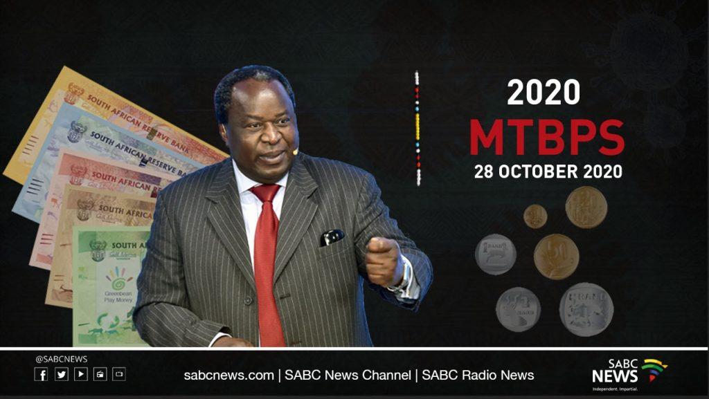 SABC News Mid Term Budget Policy Statement Feature2 1024x577 - 2020 Mid-Term Budget Policy Statement Special Report