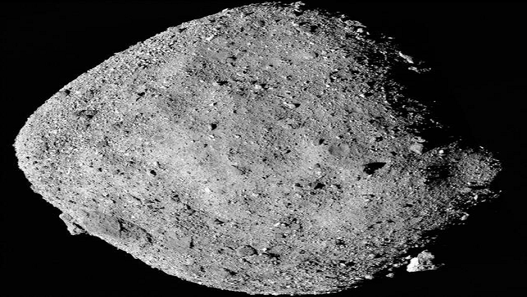 SABC News NASA Asteroid R - NASA probe leaking asteroid samples after hearty collection