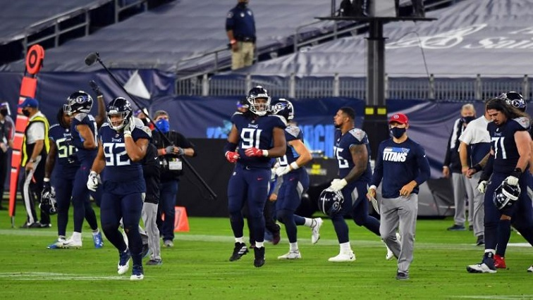 Nfl Hits Titans With 350 000 Fine For Covid 19 Violations Sabc News Breaking News Special Reports World Business Sport Coverage Of All South African Current Events Africa S News Leader