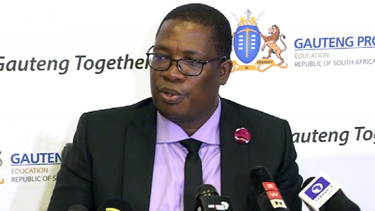 SABC News Panyaza Lesufi - Over 53 000 learners unaccounted for since reopening of schools: Lesufi