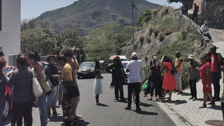 SABC News Queer - Queer activists vacate Cape Town upmarket property after illegal occupation
