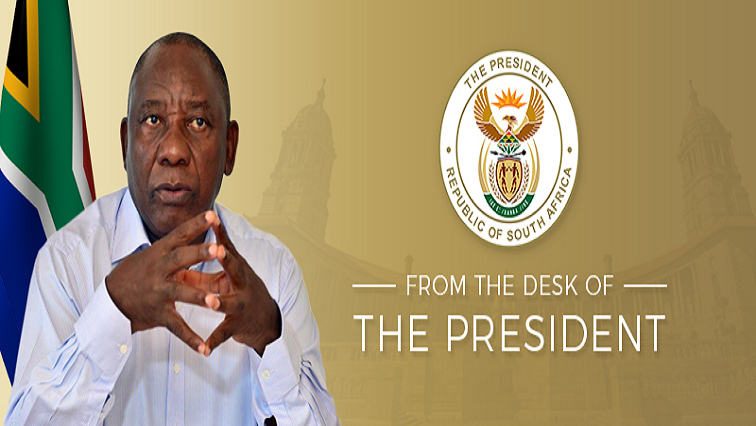 SABC News Ramaphosa - From The Desk of the President: Government focus on public transport