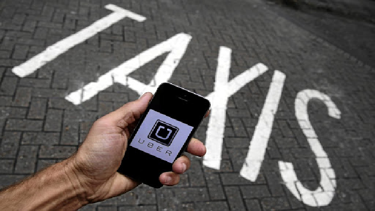 SABC News Uber R - E-hailing vehicle operators suspend services, march against 'exploitation of drivers'