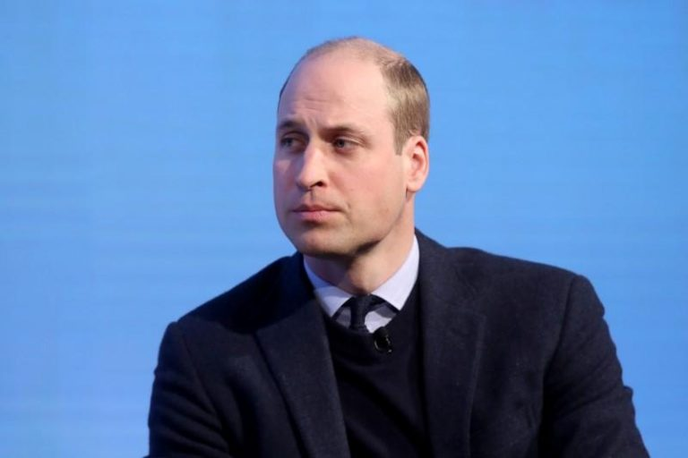 SABC News William Reuters 768x512 1 - Prince William recruits celebrities to launch global environment prize