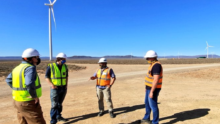 SABC News Wind P - Little Karoo set to benefit from renewable energy projects