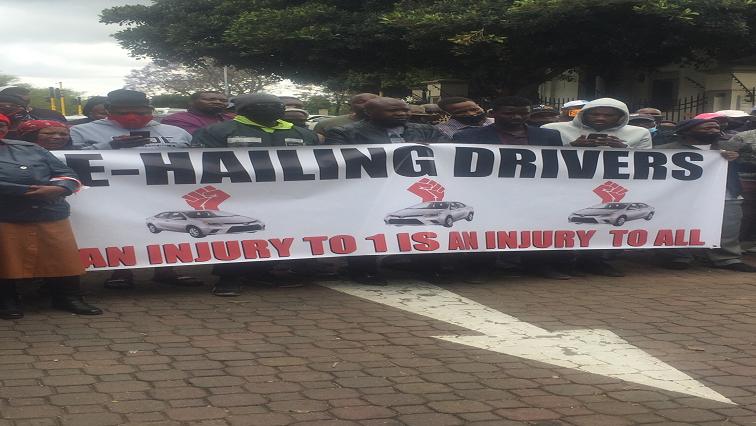 SABC News e hailing strike - E-Hailing drivers vow to continue protests on Tuesday