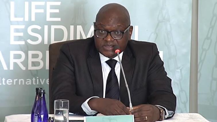 SABC News David Makhura - Makhura accepts Lukhele's resignation
