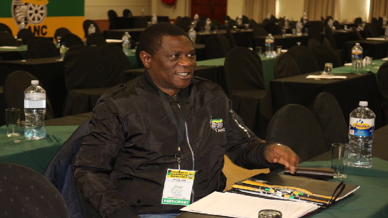 SABC News Paul Mashatile Twitter@MYANC - Getting people to vote for ANC will be extremely difficult: Mashatile