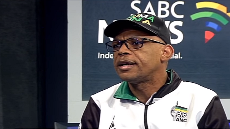 SABC News Pule Mabe - ANC calls on senior officials to desist from leaking internal information
