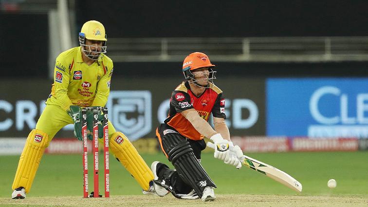 Sunrise Hyderabad vs Chennai Super Kings