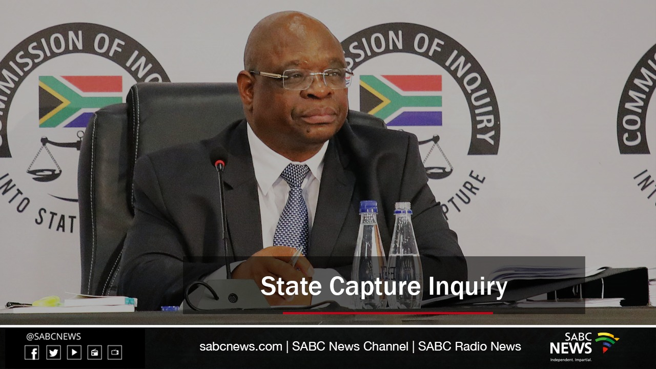 LIVE: State Capture Inquiry - SABC News - Breaking news, special reports, world, business, sport coverage of all South African current events. Africa's news leader.