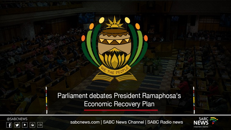 WhatsApp Image 2020 10 21 at 14.55.14 - LIVE: Parliament debates president Ramaphosa's Economic Recovery Plan