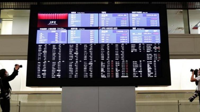 social 2 - Asian stocks mixed on fading US stimulus hopes, virus concerns