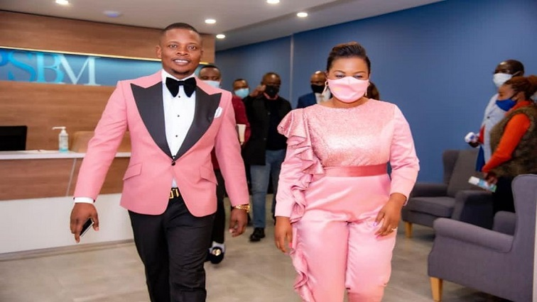 Bushiri and wife Facebook - Bushiris being interviewed by police in Malawi