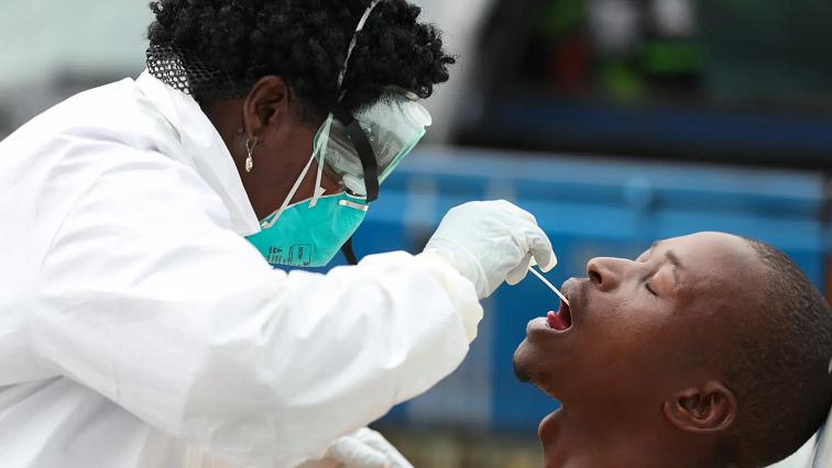 COVID 19 SA R 1 1 3 - SA records 2 888 new coronavirus cases, 123 deaths