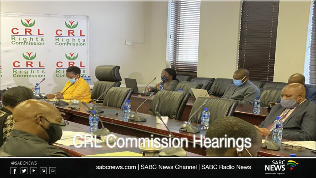 CRL hearings 1024x577 - LIVE: CRL Rights Commission holds hearings on abuses in churches