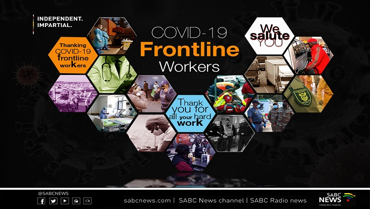 FRONTLINEFIXED - PODCAST | COVID-19 Frontline Workers Part XXIII: A personal trainer shares his story