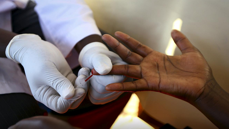 Hand reuters - Wits University hails breakthrough for HIV prevention as historic