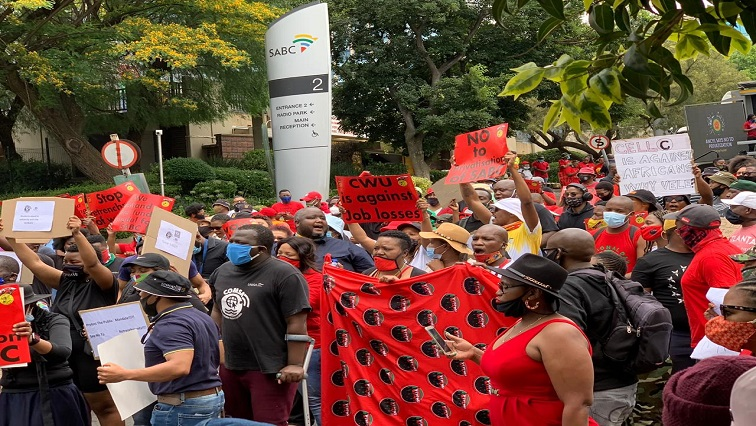 NEWS SABC @Sophie Mokoena 1 1 - SABC responds to CWU memorandum of demands
