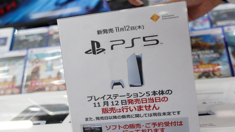 PS5 3 - Sony PS5 sold out online as pandemic chills real-world retailing