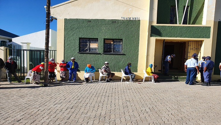 Philipstown voting Twitter @UlrichHendricks - Strict COVID-19 measures to be adhered to during by-elections: IEC