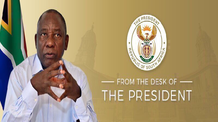 President letter - Second wave of COVID-19 infections could hamper SA's economic recovery plan: Cyril Ramaphosa
