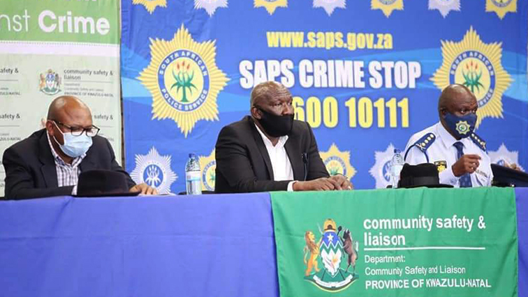 SABC NEWS BHEKI CELE NONKULULEKO HLOPHE - Four more arrested in connection with Newcastle farm murders