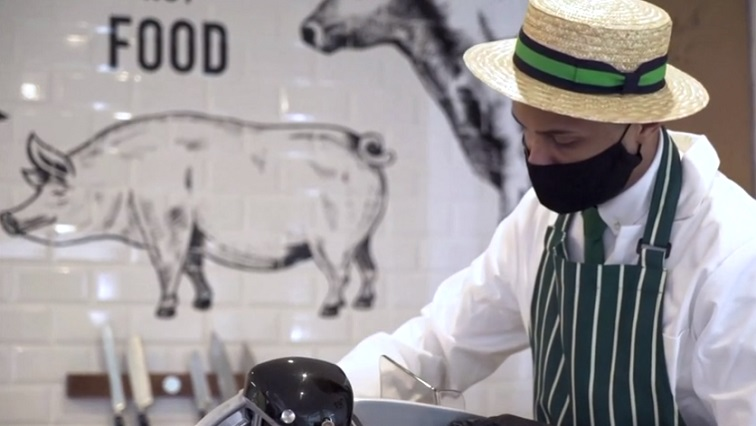 SABC NEWS FOOD R - Where's the meat? UK's first vegan butcher launches