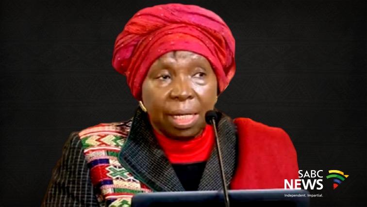 SABC NEWS NDZ - Dlamini-Zuma appeals for calm amid anger over ban on initiations