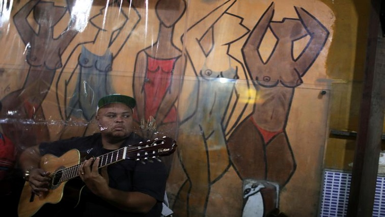 SABC NEWS SAMBA R - Rio's samba scene struggles to find a tune after COVID-19 batters Brazil