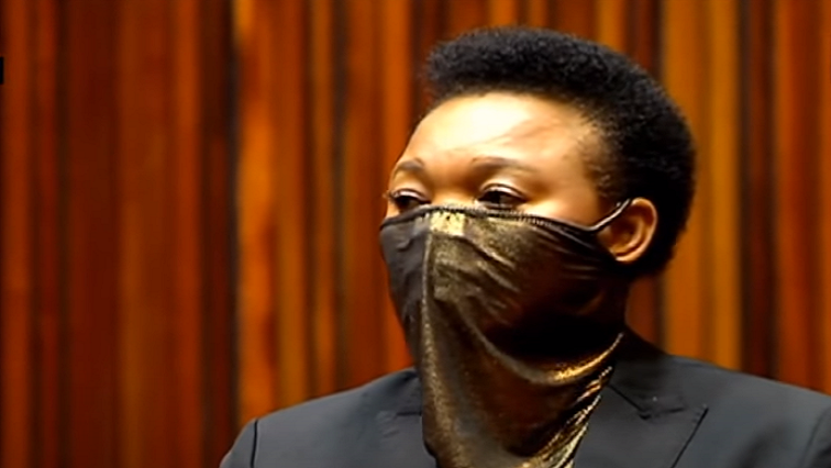 SABC News Bonang Mgwenya - Deputy National Commissioner, Bonang Mgwenya dismissed