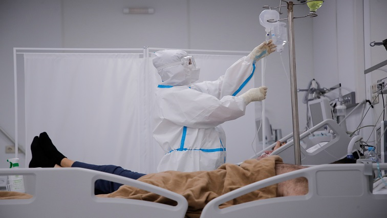 SABC News COVID Russia Reuters - Russia says coronavirus mutations appearing in Siberia as deaths hit record daily high