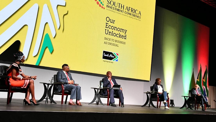 SABC News Conference P - 3rd SA Investment Conference sees more than R100 billion in pledges