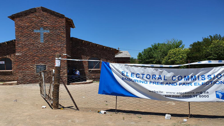 SABC News IEC Twitter @UlrichHendriks - Northern Cape's by-elections proceeded smoothly