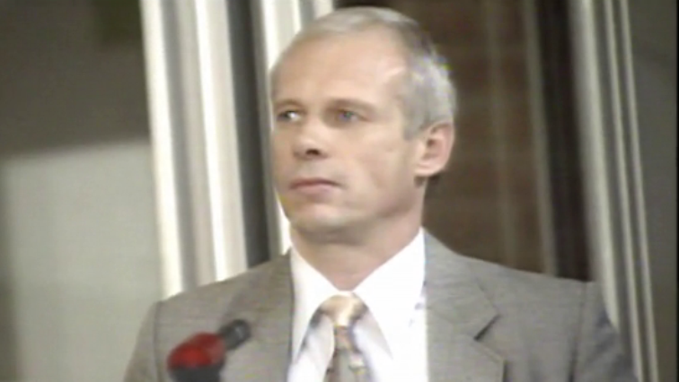 SABC News J walus - Lawyers for Chris Hani's killer say he should be released from prison